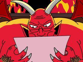 """""""Sevgili Şeytan..."""""""