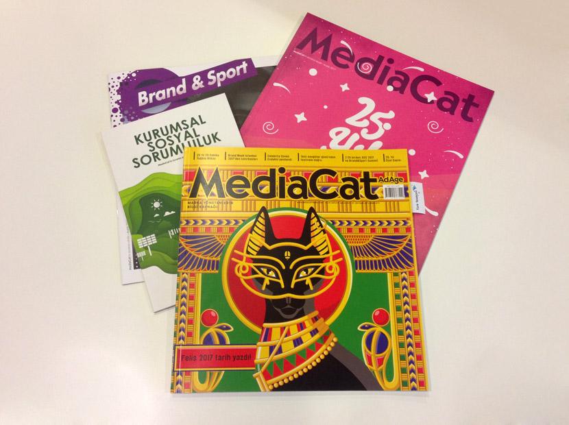 MediaCat yılın son sayısıyla raflarda!