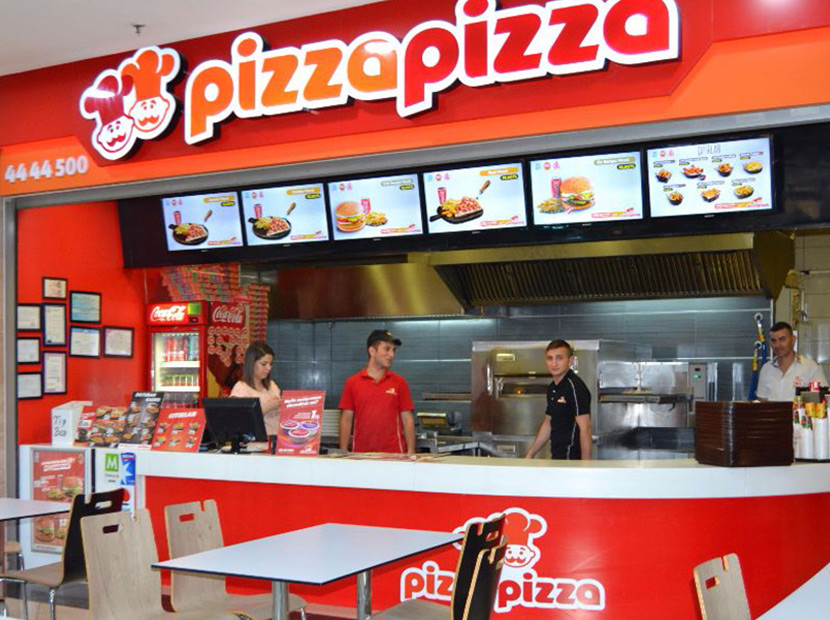 Pizza Pizza'nın dijital iletişim ve sosyal medya konkuru sonuçlandı