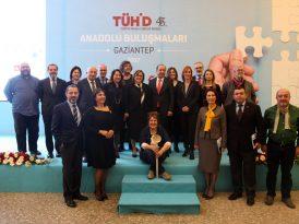 İletişim sektörü Gaziantep'te bir araya geldi