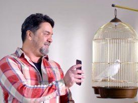 Beyazıt Öztürk'ün sözde talih kuşuyla imtihanı
