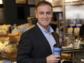Caffè Nero'ya yeni CEO