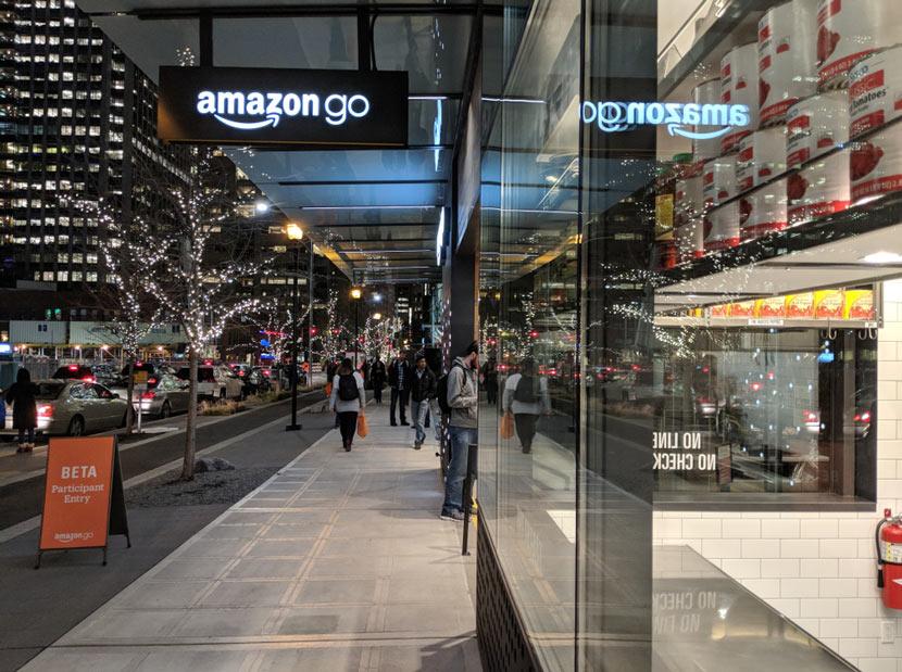 Amazon kasasız süpermarketini açıyor