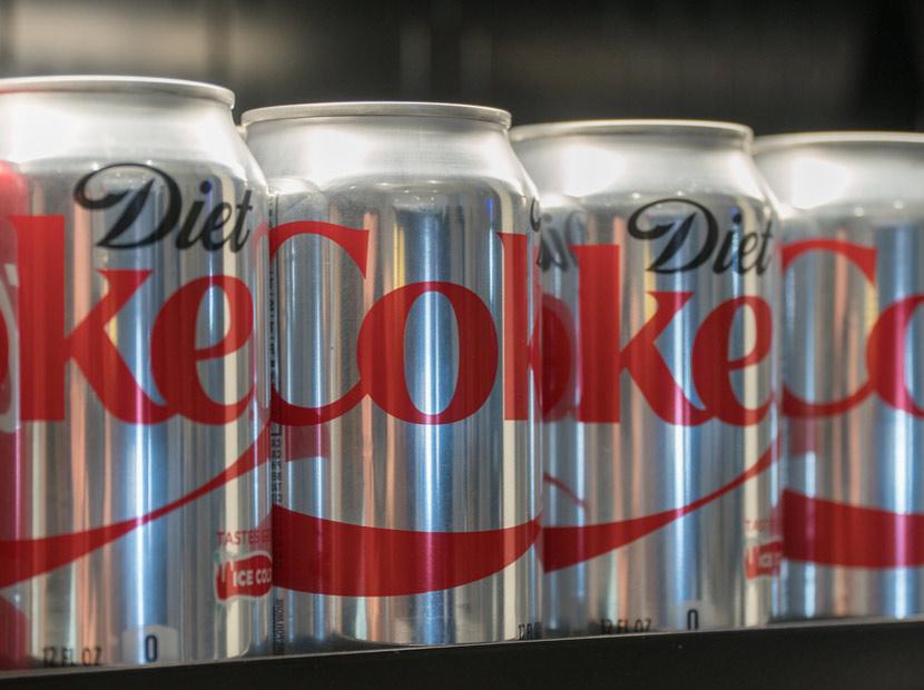 Diet Coke yenileniyor