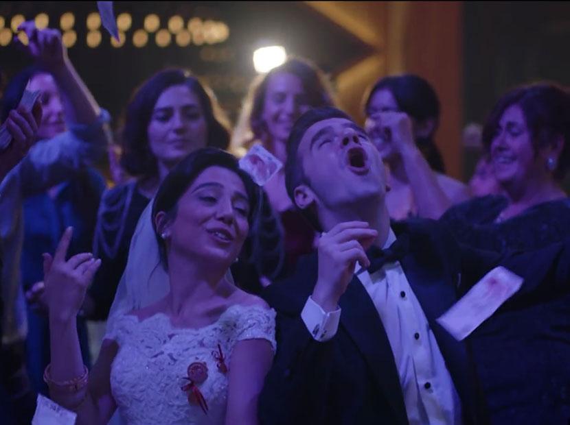 Sıradışı bir düğün telaşı