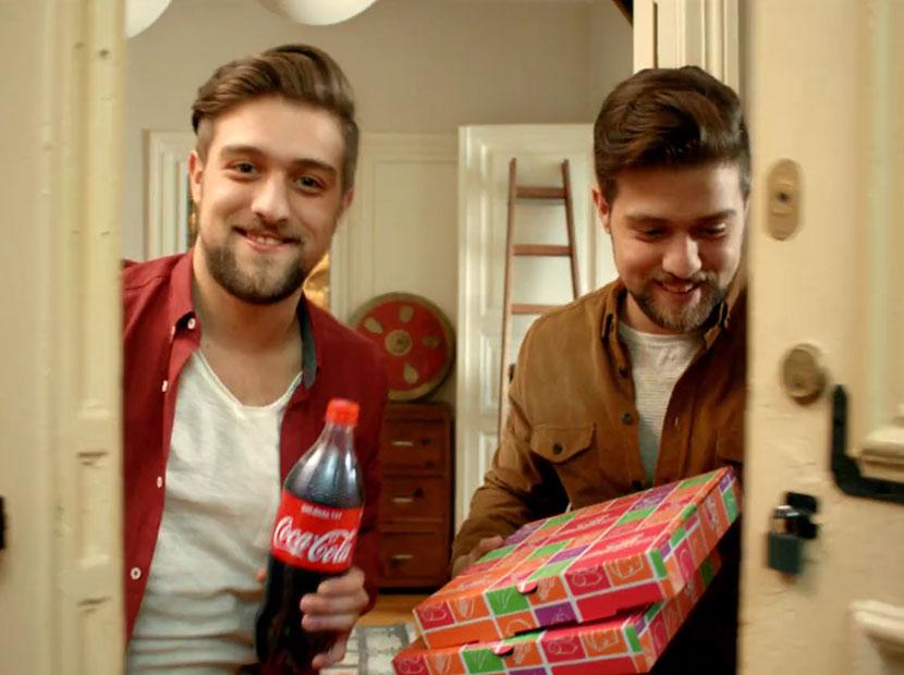 Coca-Cola ve Pizza Pizza ile ikilemeler üzerine