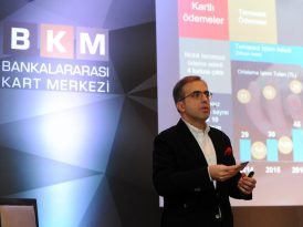 BKM 2017 kartlı ödeme verilerini açıkladı