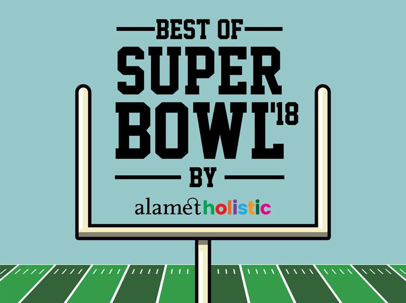Alametifarika'ya göre Super Bowl 2018'in en iyileri