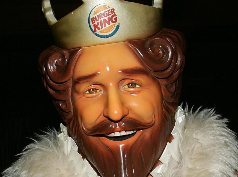 Kanye West'in McDonald's sevgisine Burger King yorumu