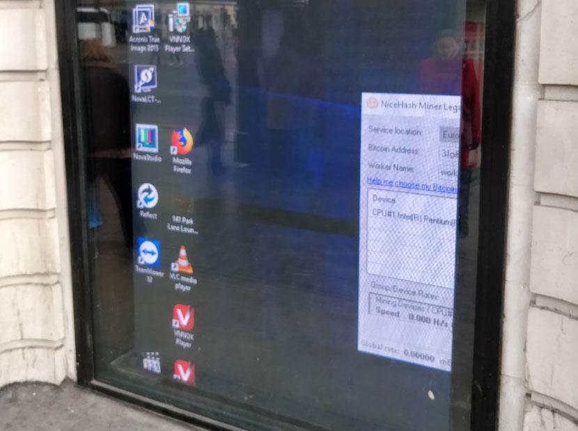 Bitcoin hacker'larının son hedefi: Billboard'lar