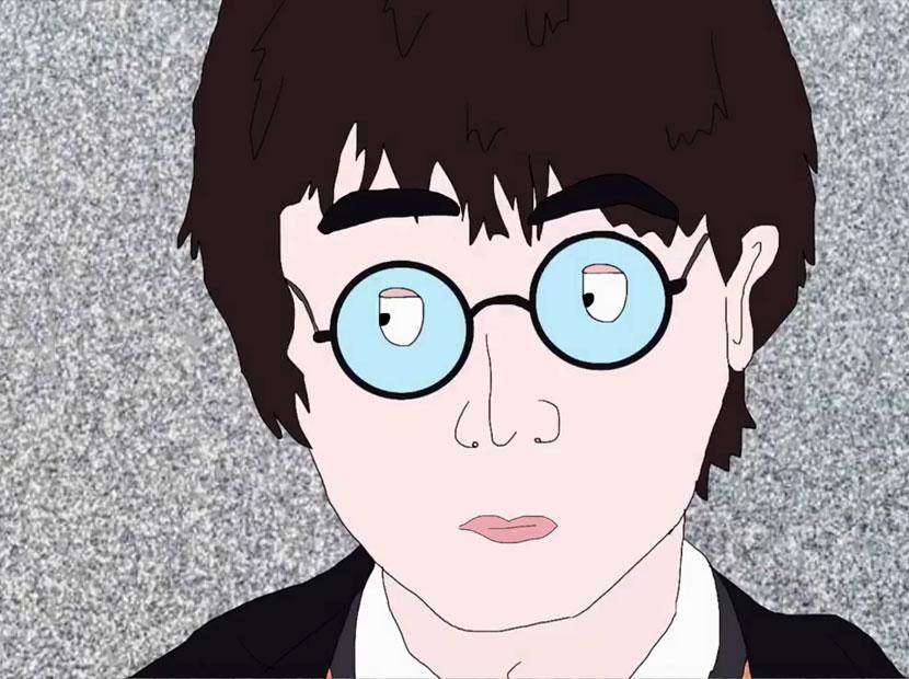 Yapay zekâ imzalı bir Harry Potter animasyonu