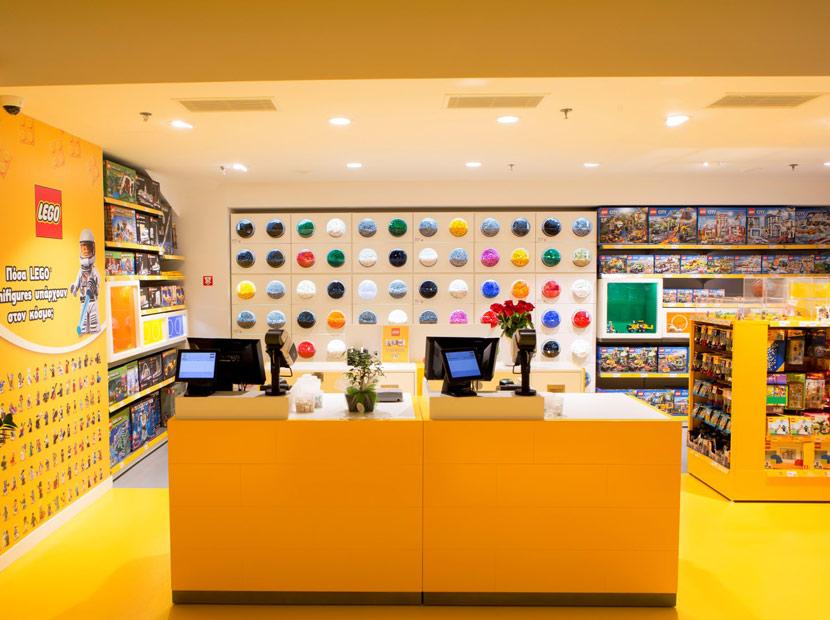 Türkiye'deki ilk LEGO Store açılıyor