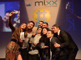 8. MIXX Awards Türkiye Ödülleri sahiplerini buldu