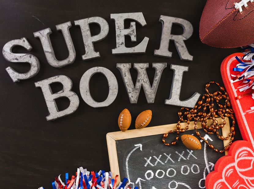 Super Bowl: Nereden nereye?
