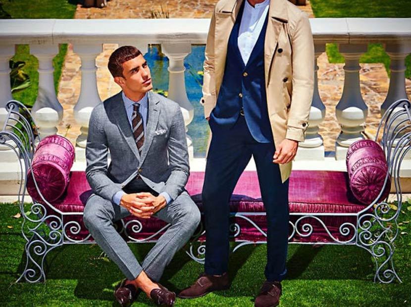 Erkek giyim markası reklamında eşcinsellik tartışmaları