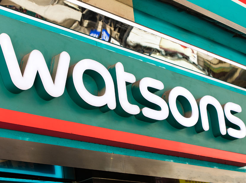 Watsons'a yeni ajans