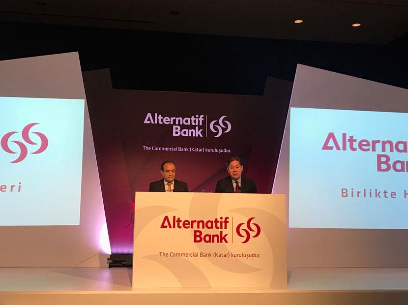 A Bank'tan Alternatif Bank dönüşümü