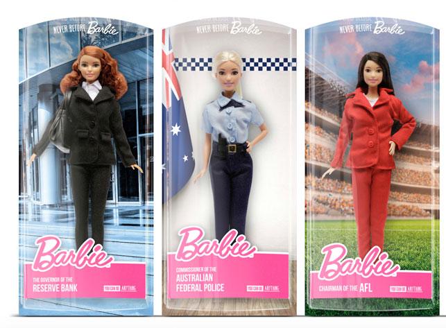 Barbie toplumsal cinsiyet çeşitliliğini destekliyor