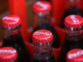 Coca-Cola kenevir içeren içecek hazırlığında