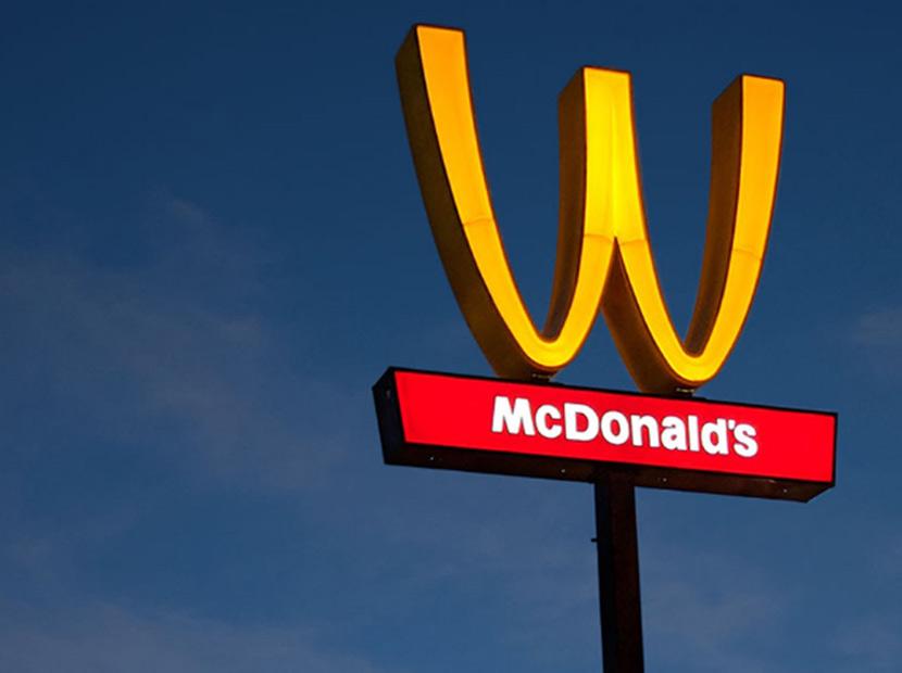 McDonald's'tan tartışmalı 8 Mart hamlesi