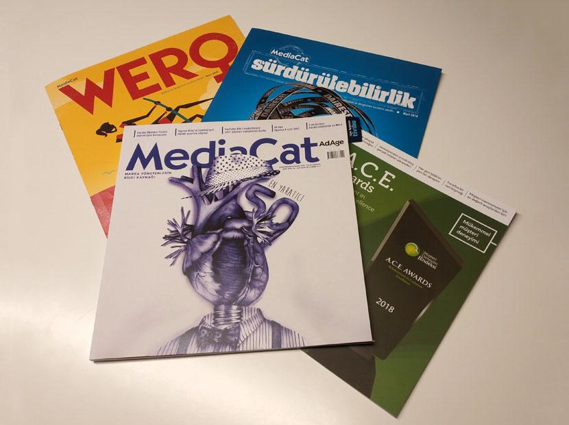 MediaCat Mart sayısı ile karşınızda