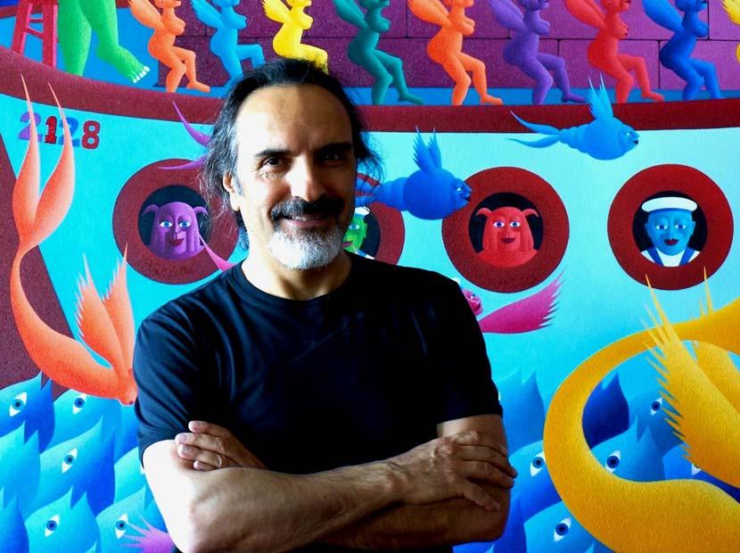 Ressam Mehmet Uygun'dan açık mektup