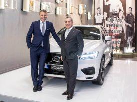 Beşiktaş JK ve Volvo'dan işbirliği