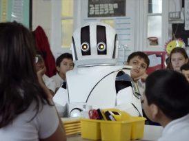 Robotların gözünden savaş