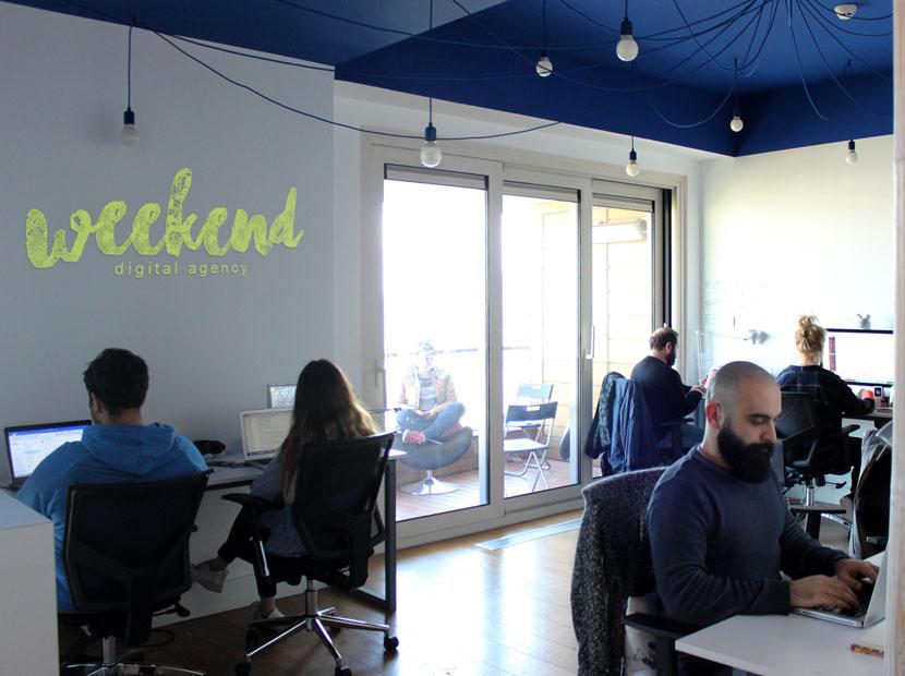 Weekend Digital'ın müşteri kadrosu genişliyor