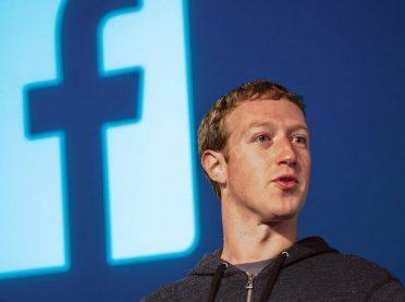 Zuckerberg Avrupa Parlamentosu karşısında