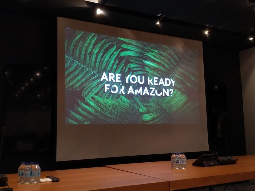 Amazon geliyor. Hazır mısınız?