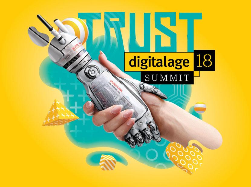 Dijitalin zirvesinde gündem güven