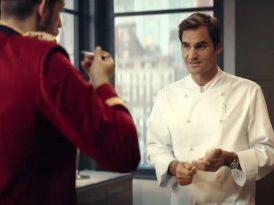 Federer'in mutfak serüveninde ikinci perde