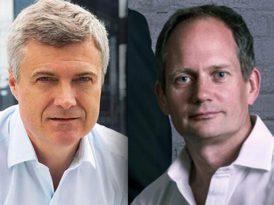 Sorrell'in halefleri: Mark Read ve Andrew Scott kimdir?