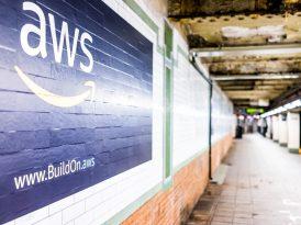 Amazon Web Services iletişim ajansını seçti