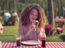 Coca-Cola'dan yeme modları