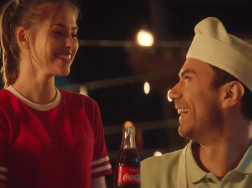 Coca-Cola'dan paylaşmanın tadını çıkaranlara teşekkür