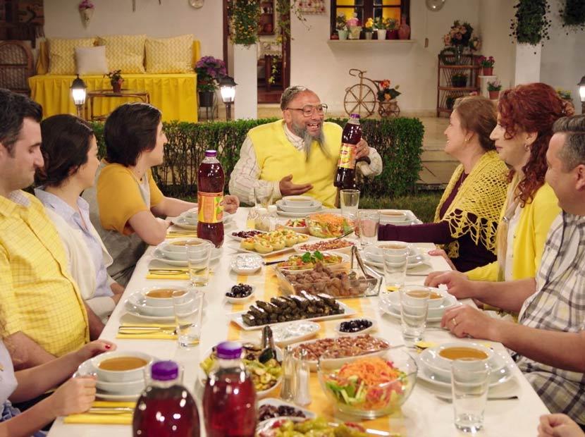 Hayko Dede ile iftar vakti