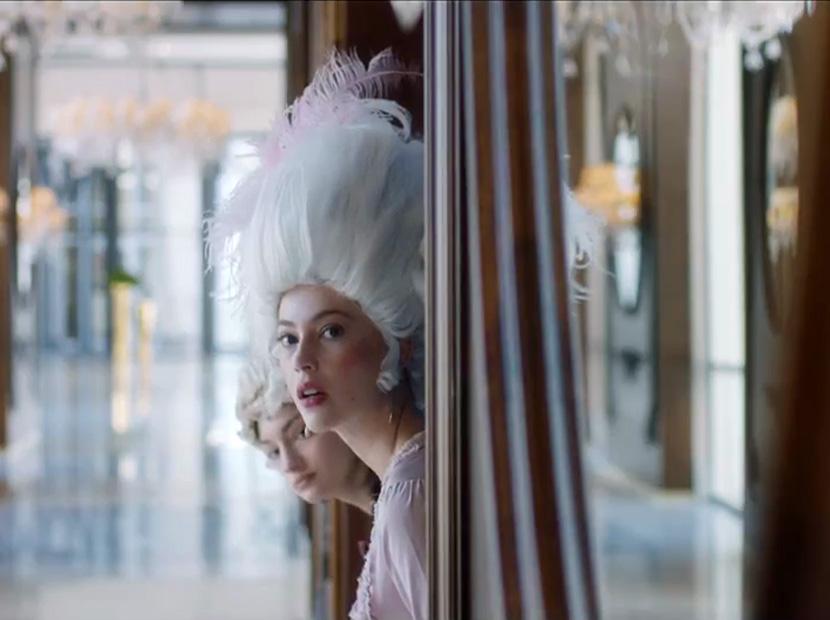 Marie Antoinette ile zamanda yolculuk
