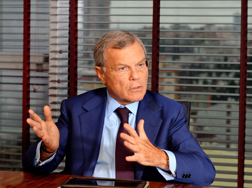 Martin Sorrell'den şirket kaynaklarıyla fuhuş iddiasına yanıt