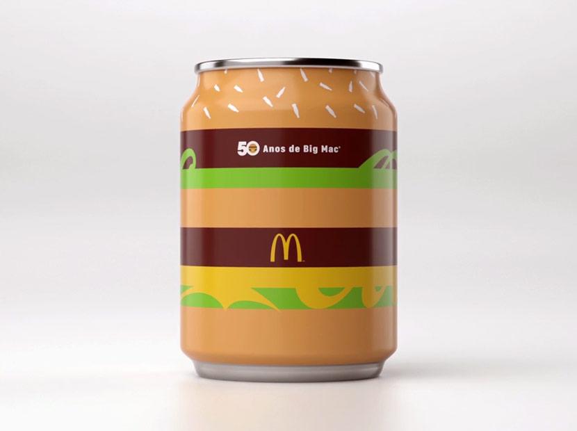 Big Mac 50 yaşında