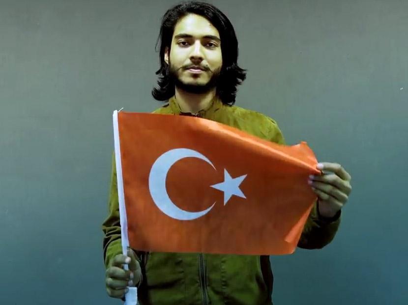 Wikipedia'dan Türkiye'ye yeni mesaj