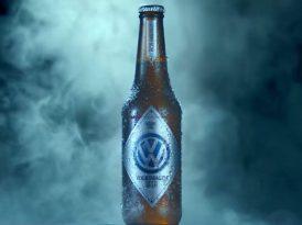 Volkswagen'den sorumluluk sahibi sürücülere bir şişe bira
