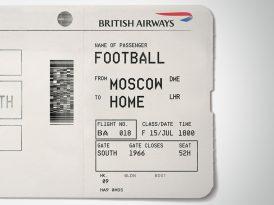 Futbolun eve dönüş bileti