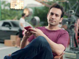 Vodafone Red'in yeni reklam yüzü Buğra Gülsoy
