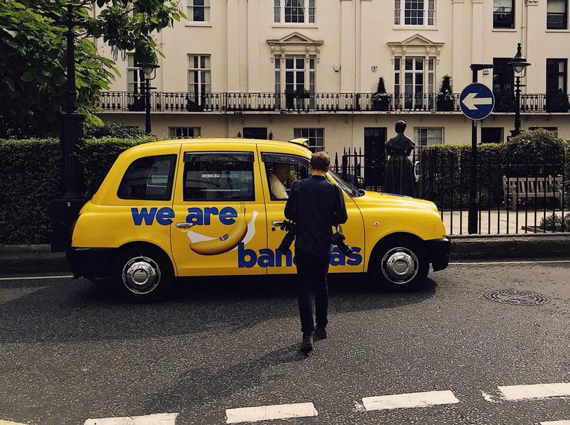 Taksiyle git, muzla öde