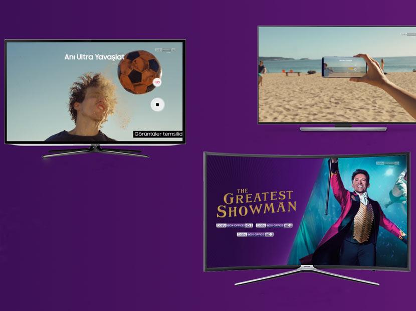 Digiturk'ten hedefli reklam uygulaması