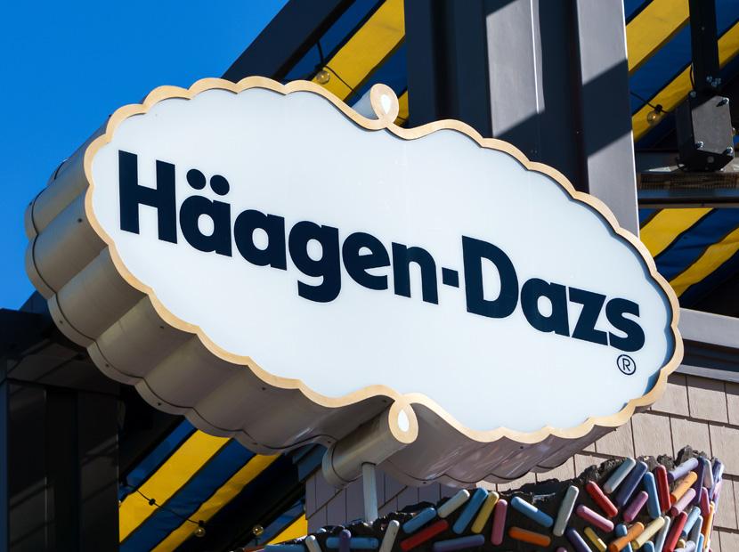 Häagen-Dazs moda dünyasına adım atıyor