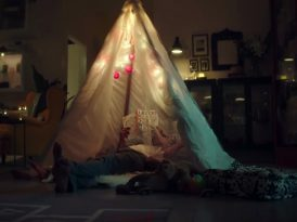 IKEA'dan Hindistan'a aydınlık bir merhaba