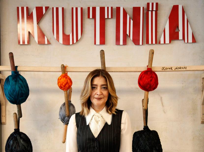 Kültürel mirası koruyan bir marka: Kutnia